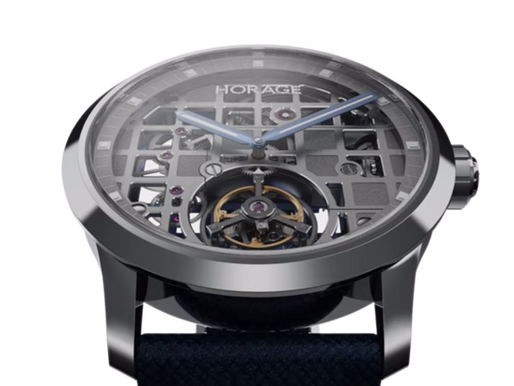 WATCH CHRONICLER: Horage Tourbillon 1: Final Version & Second Pre-Order of the Most Affordable Swiss