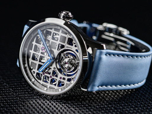 A Blog To Watch: HORAGE Tourbillon 1 Watch To Be Most Affordable 'Swiss Made' Of Its Type