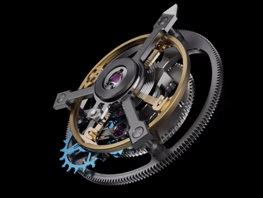 WATCH CHRONICLER: Challenging the Industry: Horage's In-House Tourbillon 1