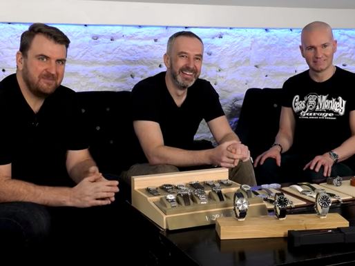 The Scottish Watches Tock Show - With Horage