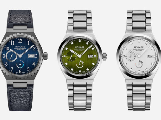 WORN & WOUND: HORAGE IS BACK WITH NEW ENTRIES IN THE AUTARK LINE