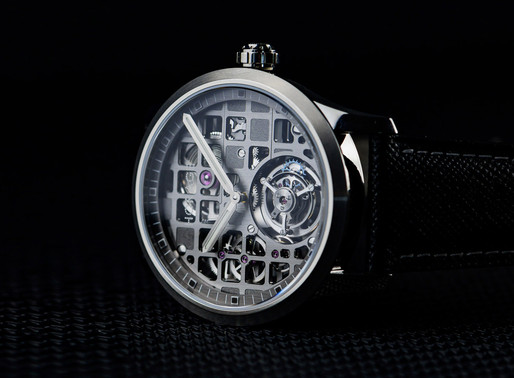 MONOCHROME: Introducing Horage Tourbillon 1 – The Most Accessible Swiss Tourbillon You Can Buy