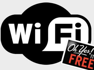 購物節免費Wi-Fi的商機