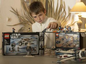 Nouveau : Activité Lego