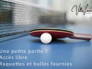 Nouveau : Ping Pong