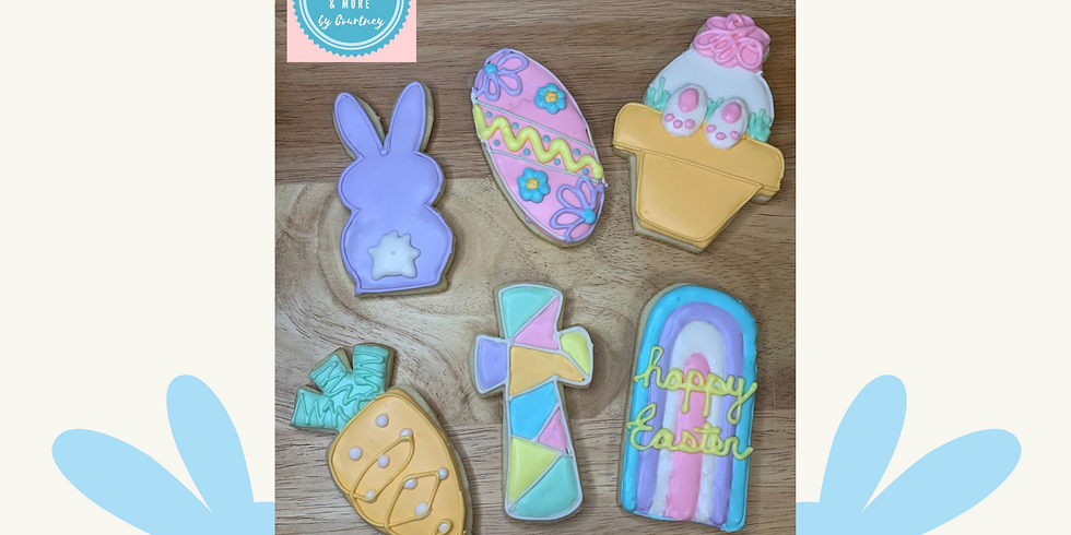 Cookie Decorating - Saturday, March 20th @ 2PM