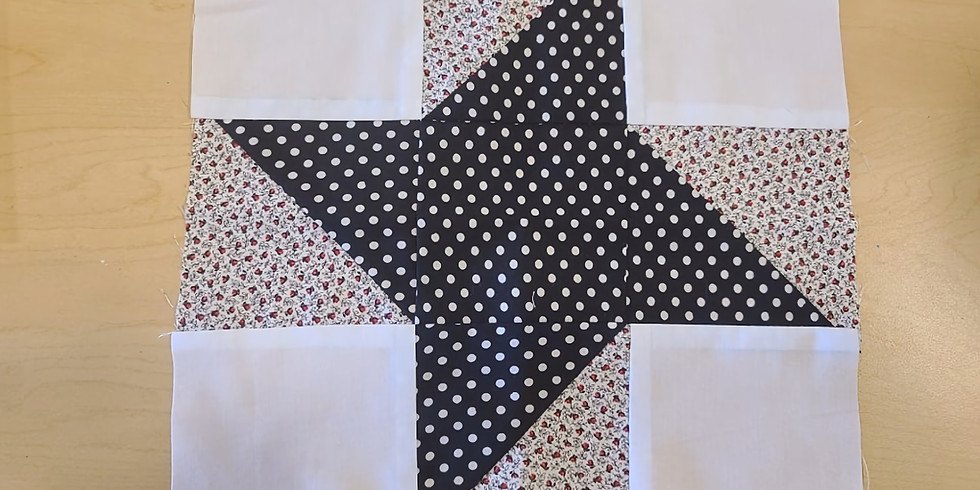 Friendship block Quilt Class - Tuesday, July 27th @ 6 PM