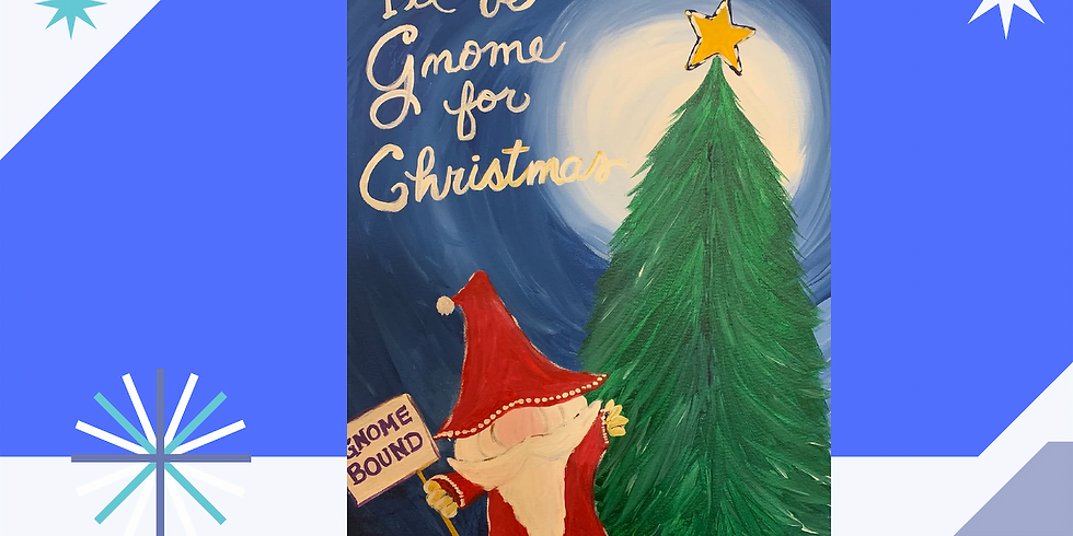 Paint with Paula - Tuesday, December 8th @ 6 pm