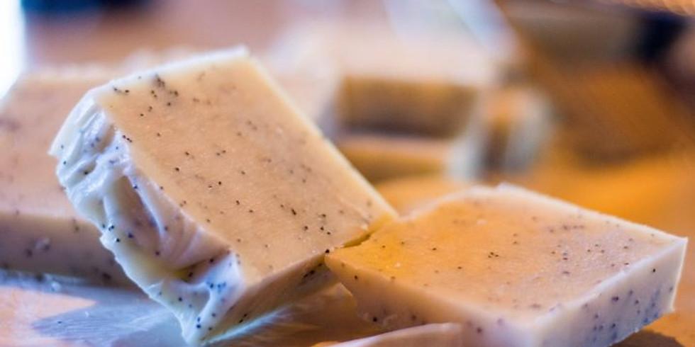 DIY Lye Soap - Tuesday, January 19th @ 6 pm
