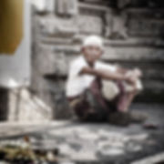 Street photography in Ubud, Bali. #ronro