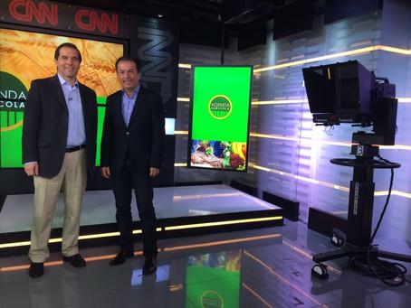 Entrevista de CNN a Christian Abud