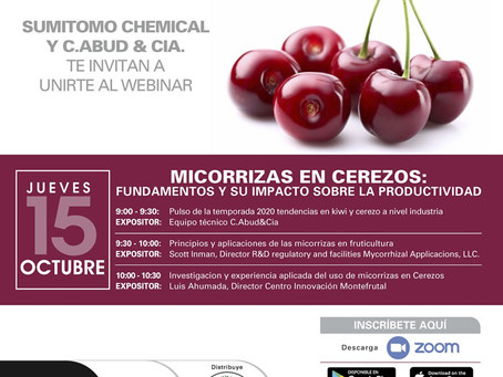 INVITACIÓN WEBINAR MICORRIZAS