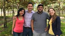 Boston University visits C. Abud & Co.