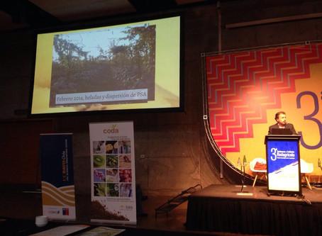 """C.Abud & Cía en Tercera Conferencia y Exhibición Redagrícola: """"Nuevas tecnologías para la agricu"""