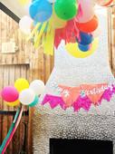 Summer Fun Birthday Party
