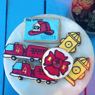 First responder party cookies