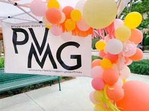 PVMG Balloon Garland