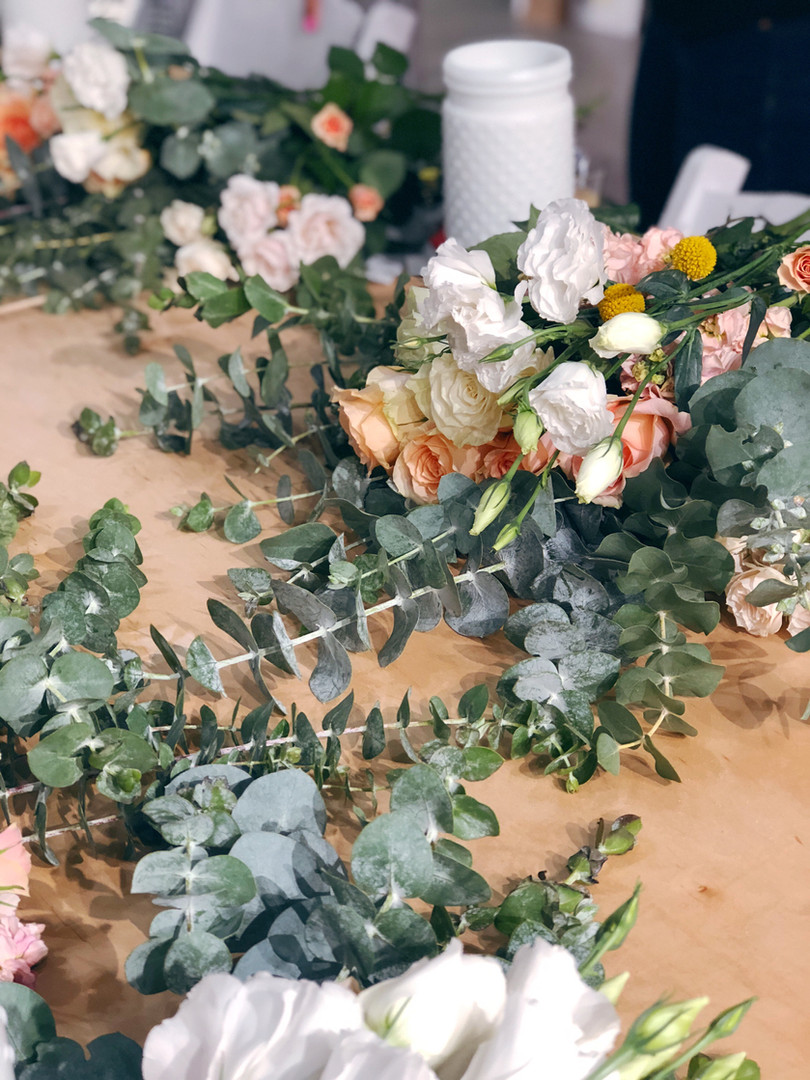 Flower workshop x sweet blooms atelier