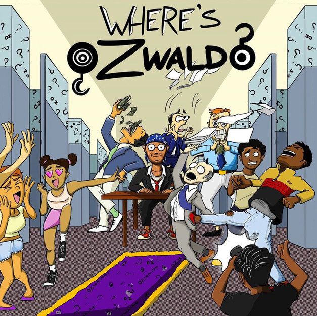 Where's OzWaldo?