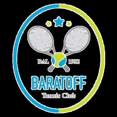 Logo Tennis Club Baratoff Pesaro