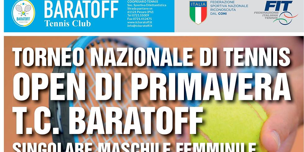 Open Nazionale TC Baratoff
