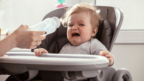 Experiencing Baby Bottle Refusal? Milk May Be The Issue