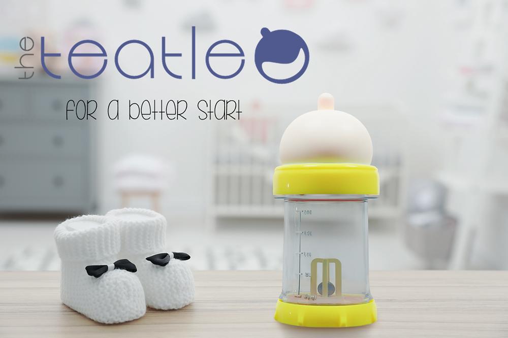 The Teatle in a nursery