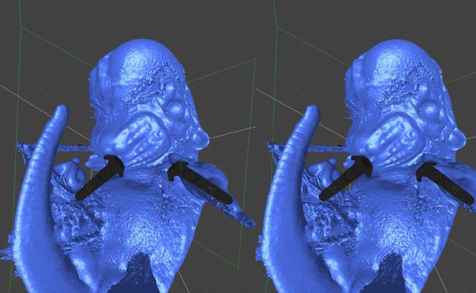 Interactive Embryo Data Interaction