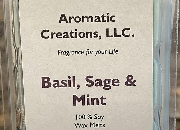 Basil Sage & Mint