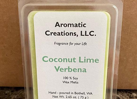 Coconut Lime Verbena