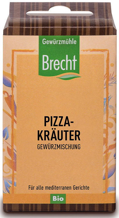 Pizza Kräuter