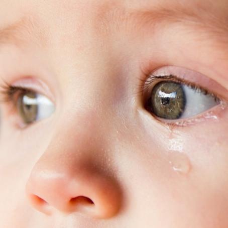 """""""Van mama mag ik altijd huilen..."""""""