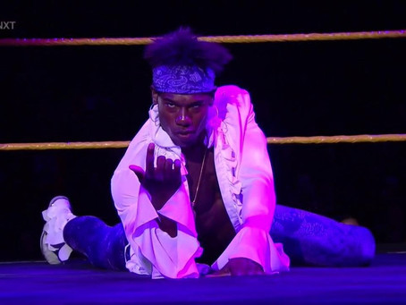 Say His Name: The Velveteen Dream, Strain Theory, Trumpian Rhetoric, Prince, and Pro Wrestling Legen