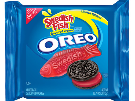 What Do Swedish Fish Oreos Say About Us?