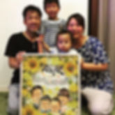 妹家族にプレゼント♪( ´▽`)
