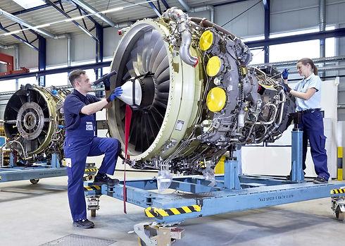SkyOneFZE Engine Services