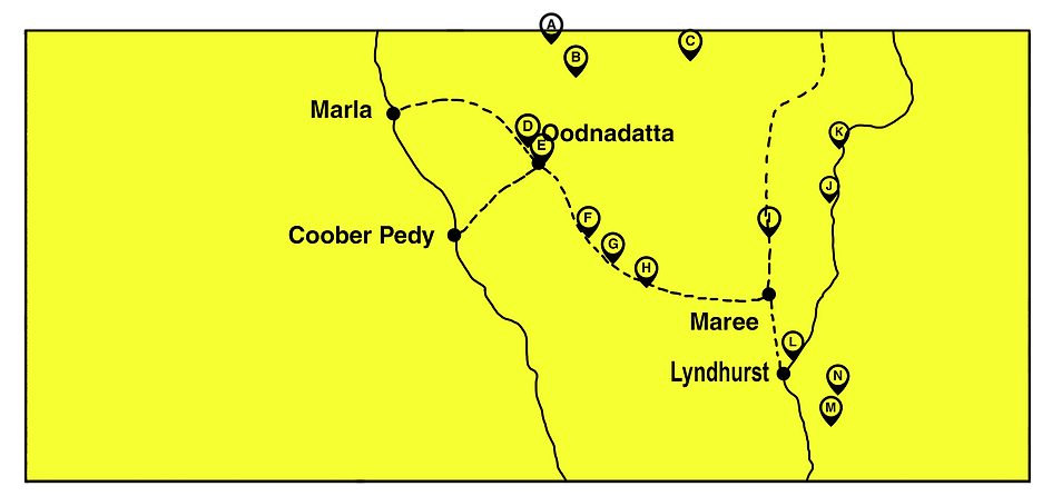 South Australia northern with markers.pn