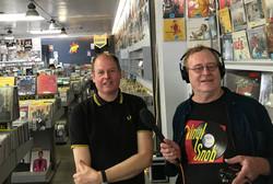 Ken & Dave at Amoeba
