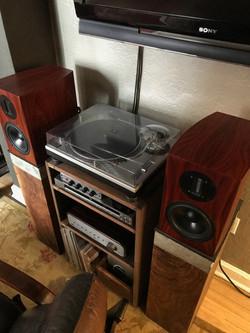 Gavin's stereo