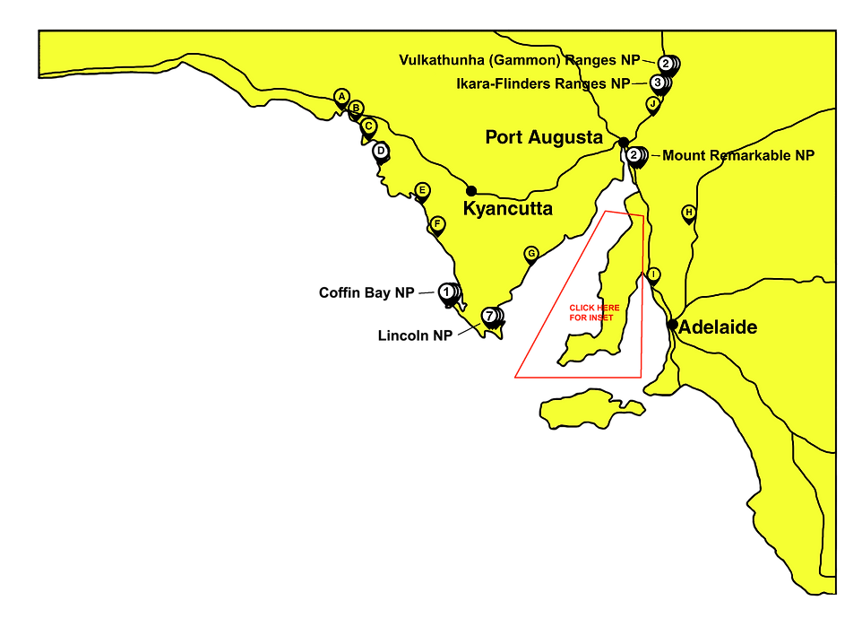 South Australia southern with markers.pn