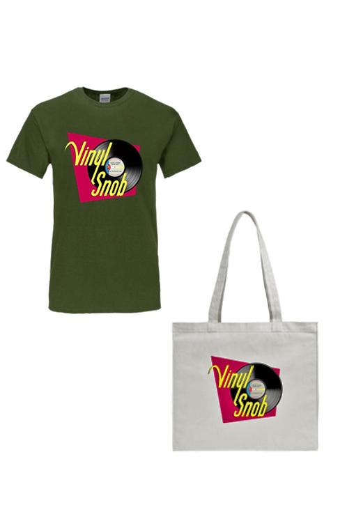 Super Vinyl Snob Combo Pack!!