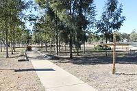 Tara Lagoon camping area