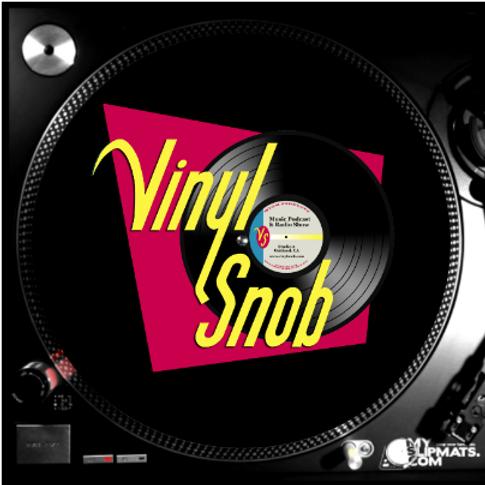 Vinyl Snob Slipmat