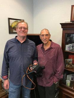 Dave and Steve Sheldon