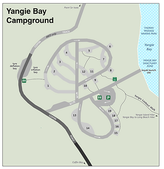 coffin-bay-np-yangie-bay-campground-map.