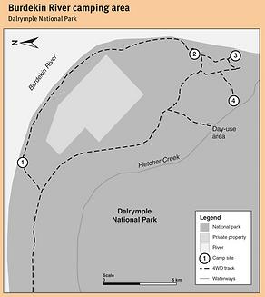 burdekin camping-area-map.png