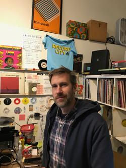 Ian Clark at Record City