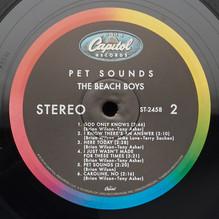Pet Sounds label