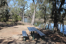 Brigalow Creek Camping area