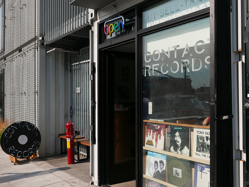 Contact Records - Oakland
